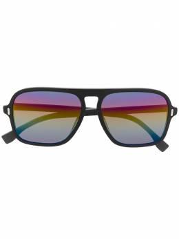 Fendi Eyewear солнцезащитные очки с эффектом градиента FFM0066FS