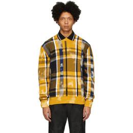Versace Yellow Acid Crewneck Sweater A85881 A233606