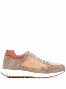 Eleventy panelled lace-up sneakers A72SCNA03SCA0A003