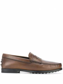 Tod's leather loafers XXM17C00010D9CS801