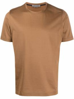 Corneliani crew neck cotton T-shirt 85G5000125000
