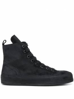Ann Demeulemeester high-top lace-up sneakers 20134220354