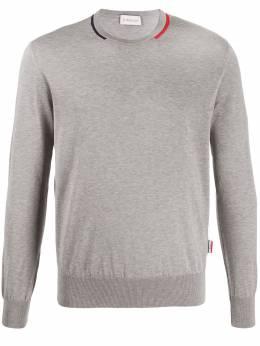 Moncler slim fit sweatshirt 9C70900V9121