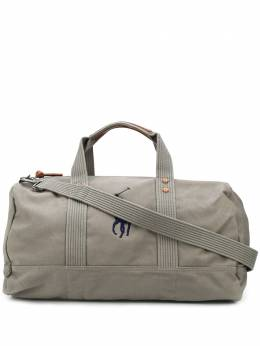 Polo Ralph Lauren embroidered logo cotton holdall 405769876