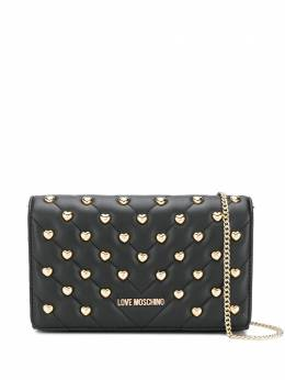Love Moschino quilted cross body bag JC4251PP0AKE0
