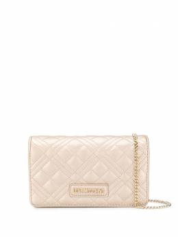 Love Moschino quilted cross body bag JC4093PP1ALI0