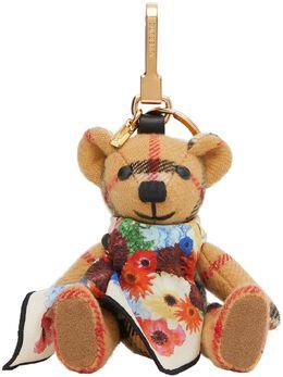 Burberry Thomas Bear silk scarf charm 8023484