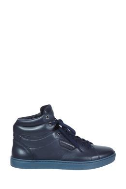 Синие высокие кеды Dolce&Gabbana 599182495
