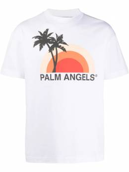 Palm Angels graphic print T-shirt PMAA001S204130160188