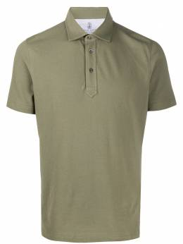 Brunello Cucinelli short sleeve polo shirt M0T633936C9366