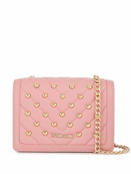 Love Moschino quilted cross body bag JC4234PP0AKE0
