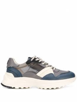 Coach colour blocked low top sneakers G4685
