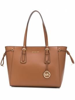 Michael Kors Collection logo tag tote bag 30H7GV6T8L