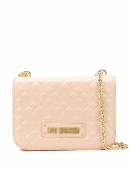 Love Moschino quilted cross body bag JC4000PP1ALA0
