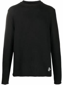 Jil Sander knitted cotton jumper JPUQ752511MQY24118