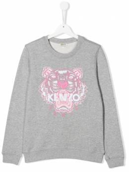 Kenzo Kids Tiger print sweatshirt KQ15178