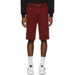 Dolce&Gabbana Red Scuro Bermuda Shorts GYWCAT G7VAS