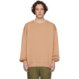 Dries Van Noten Pink Hoxto Sweatshirt 21197-9611-300