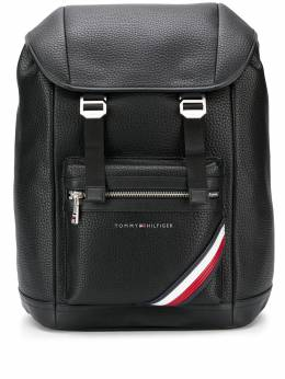 Tommy Hilfiger oversized buckled backpack AM0AM05572