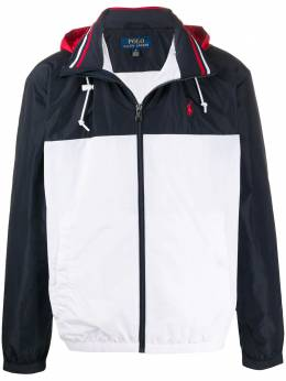 Polo Ralph Lauren panelled logo jacket 710777218