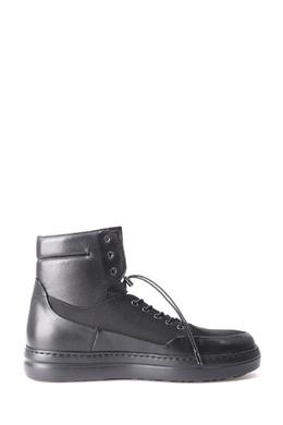 Комбинированные черные ботинки Franceschetti 2312183705