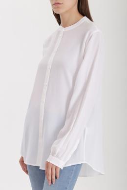 Белая рубашка свободного кроя Equipment 117183754