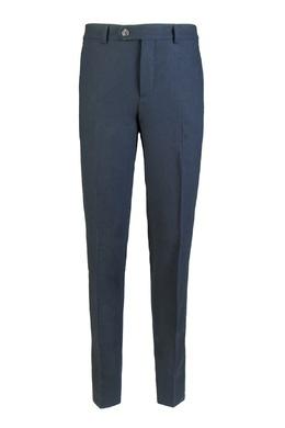 Синие классические брюки Brunello Cucinelli 1675183651