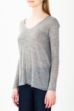 Серый легкий пуловер Alexander Terekhov 74183726