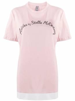 Adidas by Stella McCartney logo T-shirt FK9694