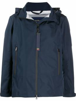 Paul & Shark zipped hooded jacket P20P2260