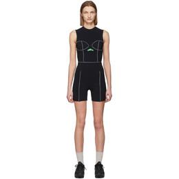 Heron Preston Black Active Bodysuit HWDC003R208720011040