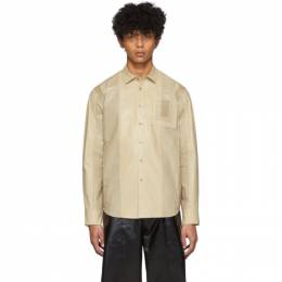 Keenkee Beige Raw Transition Shirt SS20WS06-TRL-1