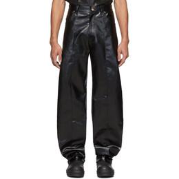 Keenkee Black Volume Trousers SS20DP01-VOL-1