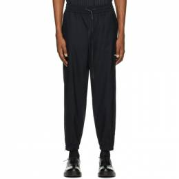 3.1 Phillip Lim Navy Wool Cargo Pants S201-5161WPLM