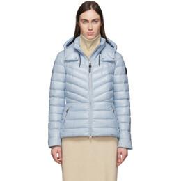 Mackage Blue Down Judie Jacket JUDIE