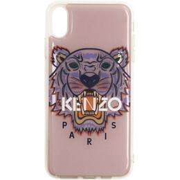 Kenzo Pink Tiger iPhone XS Max Case FA5COKIXPTIG