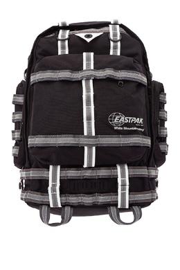 Черно-белый рюкзак Eastpak x White Mountaineering Killington 2760113876