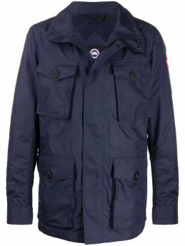 Canada Goose hooded utility pocket jacket 2411M33