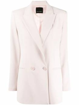 Pinko oversized V-neck blazer 1G14UP7624Q23