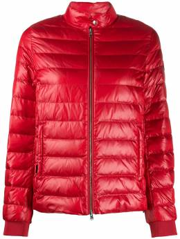 Woolrich feather down padded jacket CFWWOU0330FRUT1917