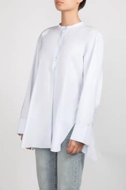 Светло-голубая рубашка с открытой спиной Dorothee Schumacher 1512183578