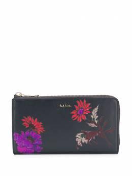 Paul Smith кошелек с цветочным принтом и круговой молнией W1A5214A50192PR