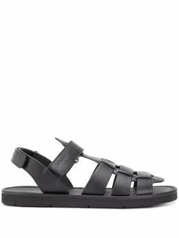 Prada сандалии с ремешками 2X3052A21