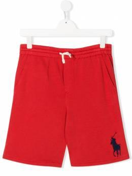 Ralph Lauren Kids шорты из джерси 786396