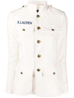Polo Ralph Lauren приталенная куртка с воротником-стойкой 211783882001