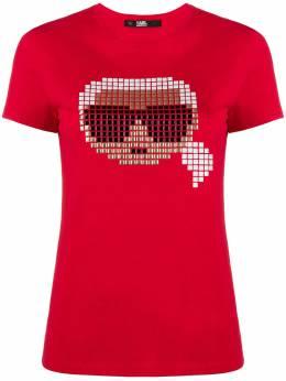 Karl Lagerfeld футболка Karl 201W1724500