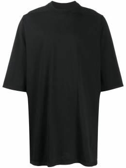 Rick Owens DRKSHDW футболка свободного кроя DU20S5274RN