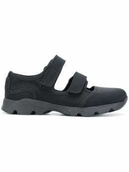 Marni сандалии с двумя ремешками SNZWS01G02TCR86