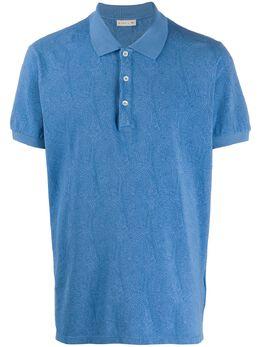 Etro рубашка-поло с короткими рукавами 1Y8059246