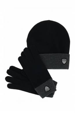 Комплект из шапки и перчаток Ea7 2944184723